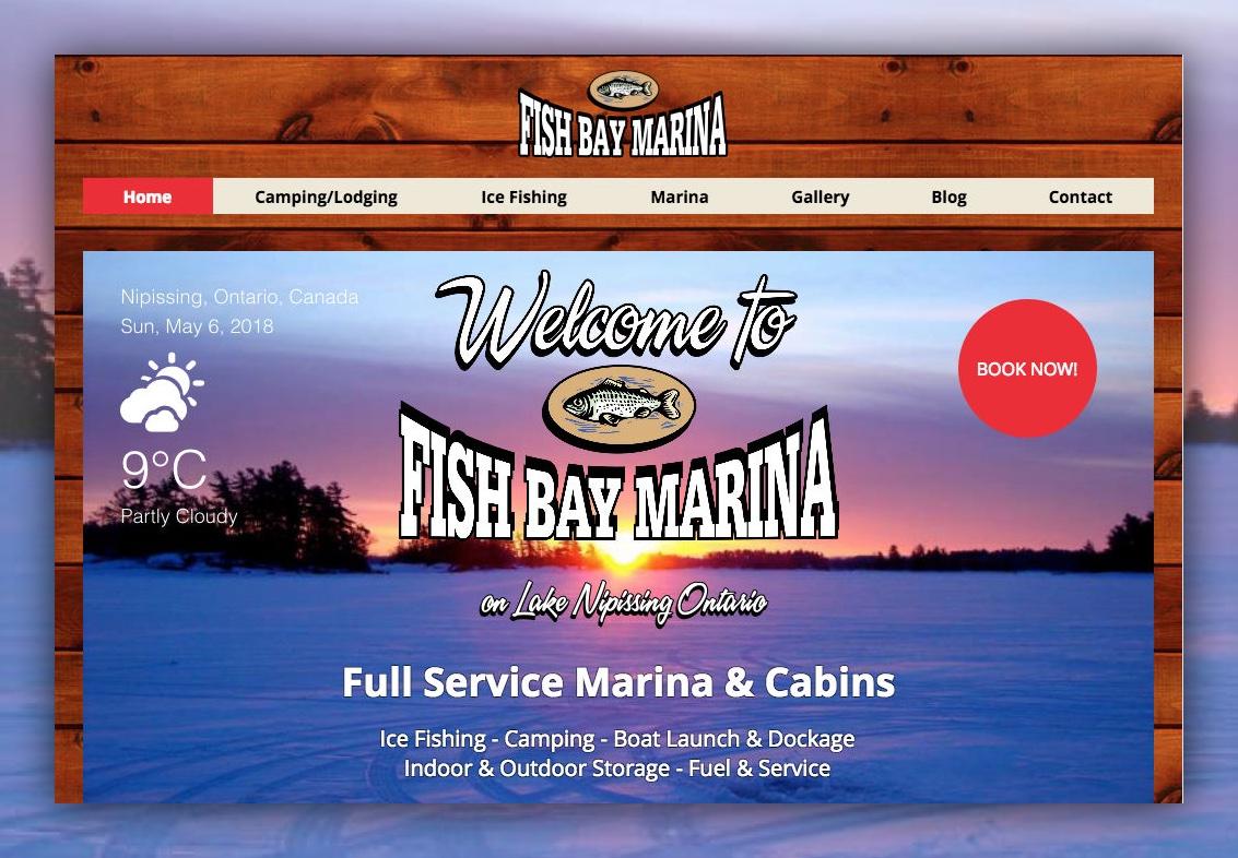 Fish Bay Marina