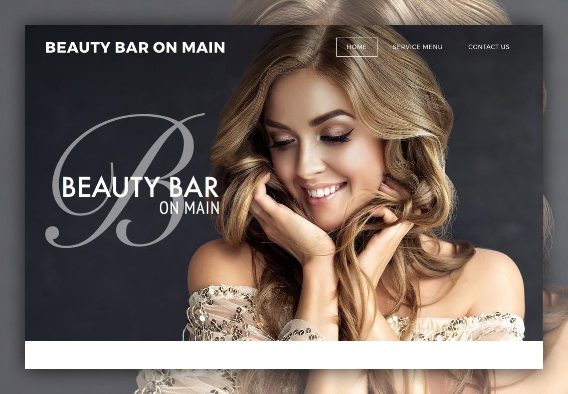 Beauty Bar On Main